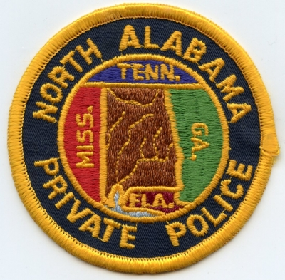 AL,North Alabama Private Police001