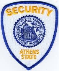 AL,Athens State University Security001