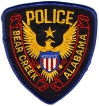 AL,Bear Creek Police001