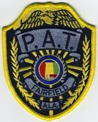 Alabama – Police Departments | Bill Charles Police Patch