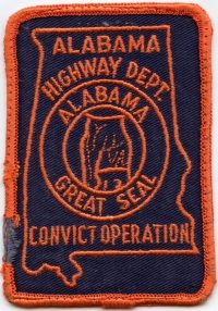 AL,AA,Department of Corrections Convict Operation001