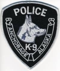 AK,Anchorage Police K-9 Subdued001