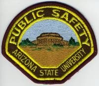 AZ,Arizona State University Police001