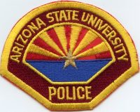 AZ,Arizona State University Police004