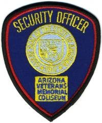 AZ,Arizona Veterans Memorial Coliseum Security001