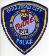 AZ,Bullhead City Police DARE001