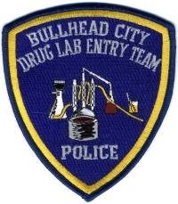 AZ,Bullhead City Police Drug Lab Entry Team001