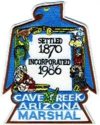 AZ,Cave Creek Marshal001