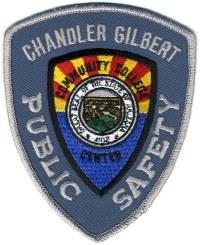 AZ,Chandler Gilbert Community College Police001