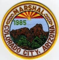 AZ,Colorado City Marshal001