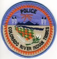 AZ,Colorado River Indian Tribes Police001