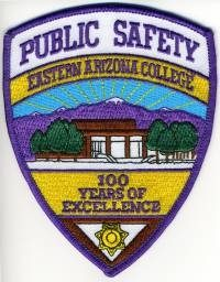 AZ,Eastern Arizona College Police001
