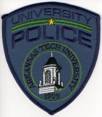 AR,Arkansas Tech University Police001
