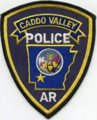 AR,Caddo Valley Police001