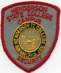 AR,Henderson State College Campus Security001