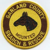 AR,A,Garland County Sheriff Mounted Search and Rescue001