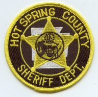 AR,A,Hot Spring County Sheriff