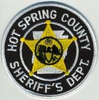 AR,A,Hot Spring County Sheriff001