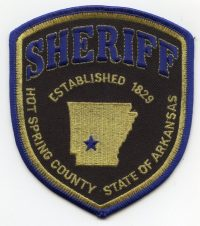 AR,A,Hot Spring County Sheriff002