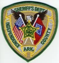AR,A,Independence County Sheriff001