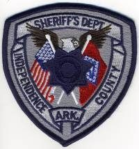 AR,A,Independence County Sheriff002