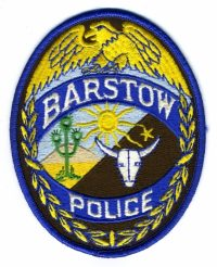 CA,Barstow Police001