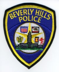 CA,Beverly Hills Police001