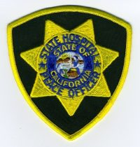 CA,AA,State Hospital Peace Officer001