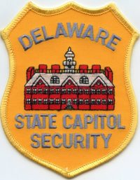 DE Delaware State Capitol Security001