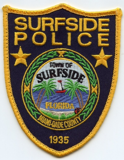 FL,Surfside Police002