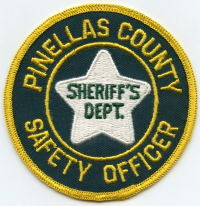 FL,A,Pinellas County Sheriff Safety Officer001
