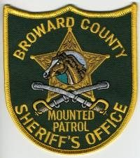 FL,A,Broward County Sheriff Mounted026