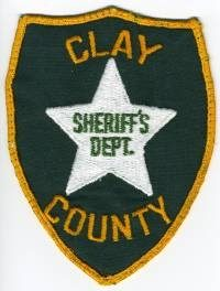 FL,A,Clay County Sheriff 001