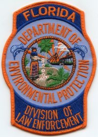 FL,AA,Dept of Environmental Protection Police001