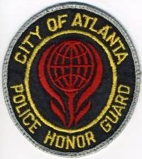 GA,ATLANTA Honor Guard001