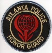 GA,ATLANTA Honor Guard002