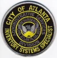 GA,ATLANTA Inventory Systems Spec001