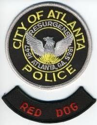 GA,ATLANTA Red Dog001