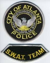 GA,ATLANTA SWAT Team002