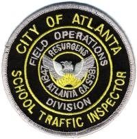 GA,ATLANTA School Traffic Inspector001