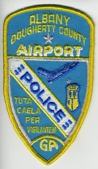 GA,Albany Dougherty County Airport Police001
