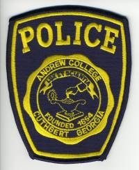 GA,Andrew College Police001