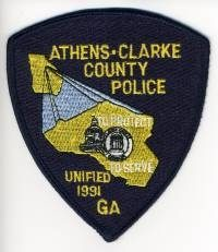 GA,Athens Clarke County Police004