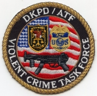 GA,Dekalb County Police Violent Crime Task Force001