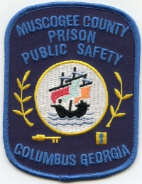 GA,Muscogee County Prison Public Safety001