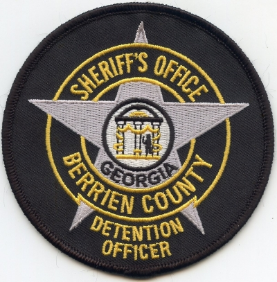 GA,A,Berrien County Sheriff Detention001