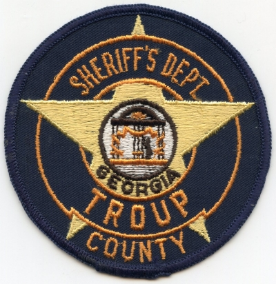GA,A,Troup County Sheriff002