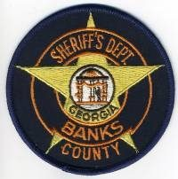 GA,A,Banks County Sheriff001