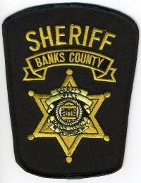 GA,A,Banks County Sheriff002