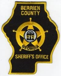 GA,A,Berrien County Sheriff002